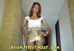 از جان گذشته, تایلندی, دختر امیدوار است به حل و فصل سکس خواهر با برادر در گوگو نوار