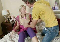 جینا گرشون می شود الاغ زیر سوپر خواهر و برادر کلیک